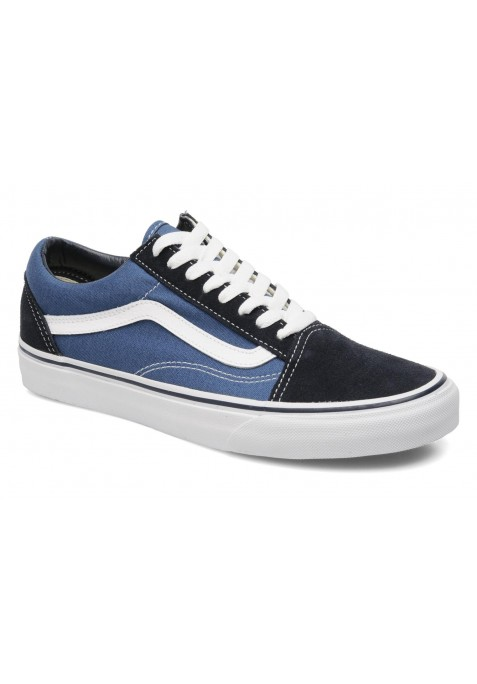 zapatillas vans old skool azul