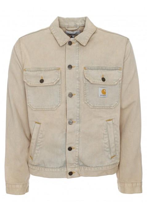 Stetson Jacket Blue Sand Bleached
